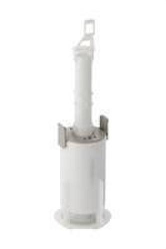 Válvula descarga para cisterna semi alta