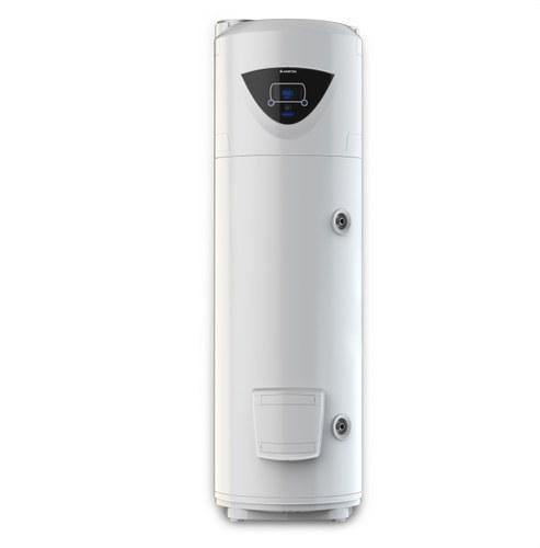 Bomba de calor agua caliente sanitaria NUOS PLUS-200 vertical clase de eficiencia energética A\L