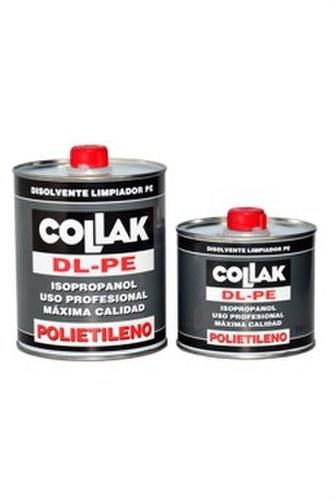 Disolvente DL-PE para tubería polietileno 500ml