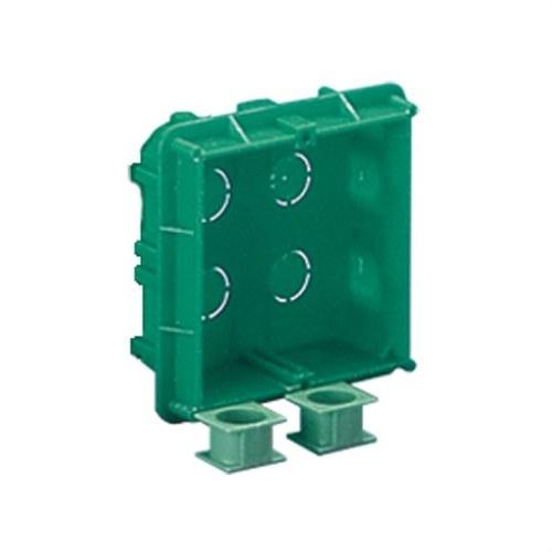 Caja empotrar 1 módulo 118x118x45mm