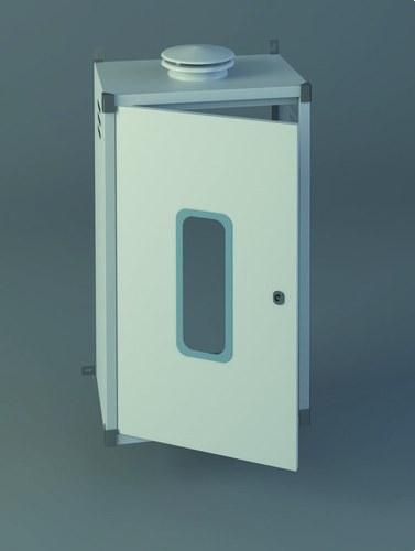 Armario cubre calentador 800x480x300mm