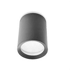 LEDS-C4 15-9362-Z5-37 Plafón COSMOS E27 PAR30 75W/15W gris urbano