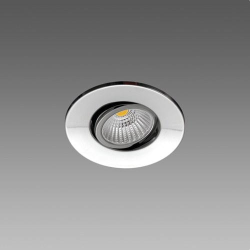 Empotrable orientable ISPOT-2 672 LED 4K 12W blanco
