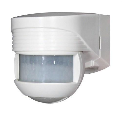 Detector de movimiento LC-CLICK-N 200 para exterior blanco