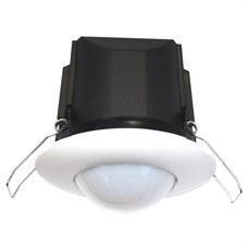 BEG 92196 Detector de movimiento PD3N-1C-FT 1 canal para techo blanco