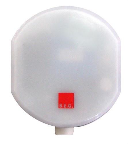 Interruptor crepuscular CDS-T-SU blanco