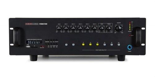 AMPLI 400W USB/RADIO/ZONAS