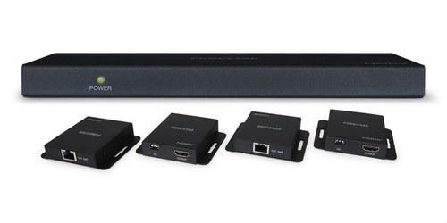 DISTRIBUIDOR EXTENSION HDMI 1x4 CAT5e/6