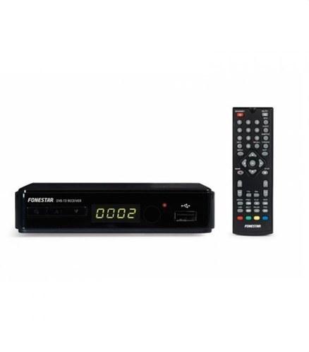 RECEPTOR TDT RDT-758HD DVB-T2 HIDRO