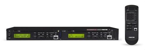 LECTOR CD-MP3/USB DOBLE
