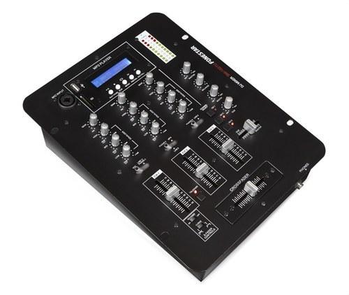 MEZCLADOR DJ 3 CANALES USB