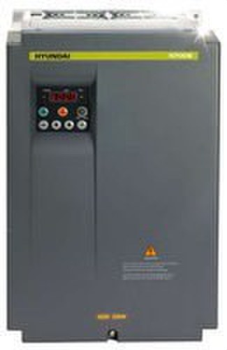 Variador de velocidad N700E trifásico 440V 2,2Kw