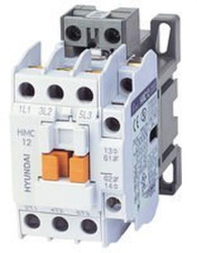 CONTACTOR 4P 65A 30Kw 2 NO+2 NC 220V CA