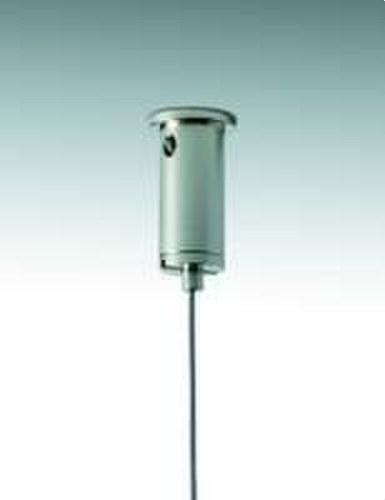 Suspensión cable acero con corredera 2m