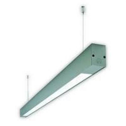 Luminaria suspendida Trazzo-50 26,8W 4000K blanco