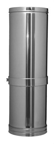 Módulo extensible corto DP 304/304 diámetro 125