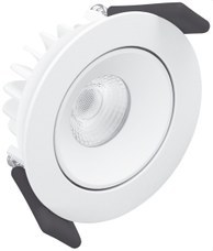LEDVANCE 4058075000124 LUM.SPOT LED ADJUST 4,5W 3000K 230V BL.
