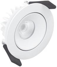 LEDVANCE 4058075000186 LUM.SPOT LED ADJUST 8W 4000K 230V BL.