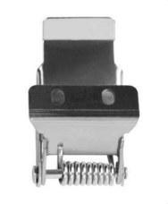 LEDVANCE 4058075811089 Clips montaje panel 600