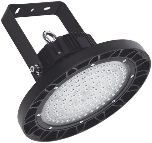 Luminaria HIGH BAY LED 250W 4000K 100-240V negro