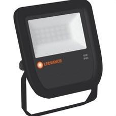 LEDVANCE 4058075097360 LEDVANCE PROY.FLOODLIGHT LED 10W/3000K NEGRO IP65