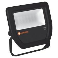 LEDVANCE 4058075097445 LUM.FLOODLIGHT LED 20W 3000K NEGRO