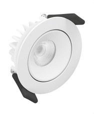 LEDVANCE 4058075126886 LUM.SPOT LED ADJUST 4,5W 3000K 230V BL.