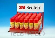 Aerosol Scotch 1602 sellador 400ml rojo con referencia 7000063481 de la marca 3M ELECTRICOS.