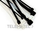Brida FS 290BW-C exterior 290x3,5 negro con referencia 7000035294 de la marca 3M ELECTRICOS.