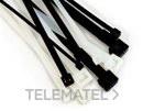 Brida FS 500DW-C exterior 500x7,5mm negro con referencia 7000035312 de la marca 3M ELECTRICOS.