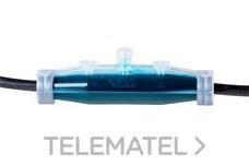 Empalme recto de resina cable SIN apantallar hasta 0,6/1 Kv 92NBA1GS con referencia 7100153295 de la marca 3M ELECTRICOS.