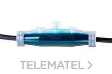 Empalme recto de resina cable SIN apantallar hasta 0,6/1 kV 92NBA3GS con referencia 7100153570 de la marca 3M ELECTRICOS.