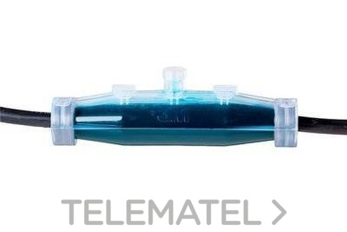 Empalme recto de resina cable SIN apantallar hasta 0,6/1 kV 92NBA4GS con referencia 7100153572 de la marca 3M ELECTRICOS.
