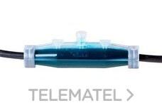 Empalme recto de resina cable SIN apantallar hasta 0,6/1 kV 92NBA7GS con referencia 7100153587 de la marca 3M ELECTRICOS.