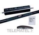 Manguito abierto HDCW 55-15-500 con cremallera con referencia 7000032369 de la marca 3M ELECTRICOS.