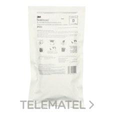 Resina Scotch numero 2123 gel reaccesible 600g con referencia 7000006197 de la marca 3M ELECTRICOS.
