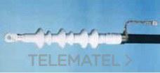 Terminación exterior cable seco 26/45kV QTII 95EB62-2 con referencia 7100019540 de la marca 3M ELECTRICOS.