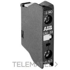 ABB 1SBN010010R1001 BLOQUE CONTACTO FRONTAL 1NC CA5-01