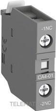 ABB 1SBN010110R1001 BLOQUE CONTACTO FRONTAL CA4-01