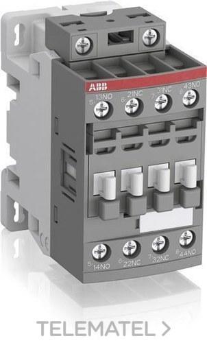 CONTACTOR AUXILIAR NF40E 100-250V CORRIENTE ALTERNA/CORRIENTE CONTINUA con referencia 1SBH137001R1340 de la marca ABB-ENTRELEC.