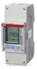 CONTADOR ENERGIA EQ B21 311-100 con referencia 2CMA100154R1000 de la marca ABB-ENTRELEC.