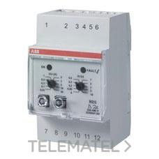 RELE DIFERENCIAL RD3 MODULOS 230-400 CORRIENTE ALTERNA con referencia 2CSJ202001R0002 de la marca ABB-ENTRELEC.