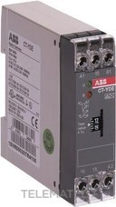 ABB 1SVR550207R2100 TEMPORIZADOR CT-YDE 24VAC/CORRIENTE CONTINUA 3-300s
