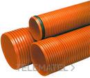 TUBERIA CORRUGADA PVC DIAMETRO 315 3m SANECOR con referencia 1002287 de la marca ADEQUA.