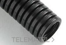 TUBO AISCAN-C CORRUGADO DIAMETRO 25 NEGRO con referencia C25 de la marca AISCAN.
