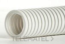 AISCAN CHF20 Tubo Aiscan-CHF corrugado diámetro 20 IP5 gris