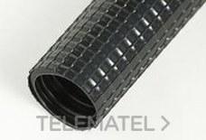 AISCAN CR20 Tubo Aiscan-CR corrugado doble capa diámetro 20 negro