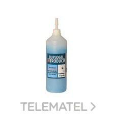 ANGUILA 46015000 Gel lubricante DUPLOGEL INTRODUCIR 500cc