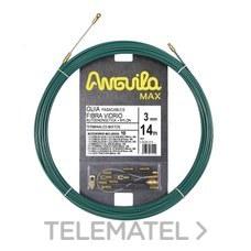 ANGUILA 35030014 PCABL.ANGUILA MAX 3mm FVIDRIO+NY.14m VD.
