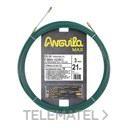 PASACABLES ANGUILA MAX 3mm FIBRA DE VIDRIO+NYLON 21m VERDE con referencia 35030021 de la marca ANGUILA.